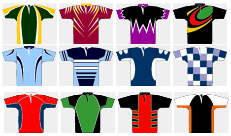 573fadfe7f1 Sublimated rugby shirts - examples
